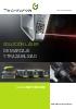 Máquinas láser galvanométricas de marcaje: Fibra, Híbrido, Verde y CO2