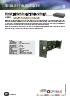 Preamplificador de electrònica modular C710MP3
