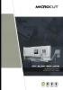 Catálogo Tornos de bancada inclinada MICROCUT Serie HT