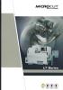 Catálogo Tornos de bancada inclinada MICROCUT Serie LT