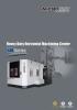 Centros de mecanizados horizontal MICROCUT Serie HM