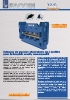 Roladora de grandes dim ensiones de 3 rodillos para la industria naval y aeroespacial - Modelo RP