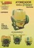 Atomizadores suspendidos Dynamic-P