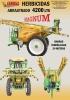 Herbicidas arrastrados Magnum