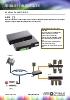 Interfaz de audio IP/SIP a audio analógico - IA-10SIP