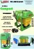 Pulverizadores suspendidos Compact