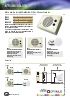 Sistema de intercomunicación punto a punto de alta potencia - MP-C1 / MP-A1 / MP-A254