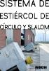 Sistema de estiércol de círculo y slalom de Reck