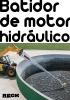 Batidor de motor hidráulico Tornado de Reck