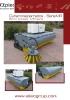 Barredoras de cucharón reforzadas - serie MR - cubierta abierta