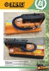 Desbrozadoras - Trituradoras frontales hidráulicas Berti - serie MINI/SSL