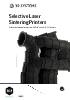 Impresoras 3D ProX and sPro SLS printers (EN)