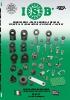 Catálogo rótulas y cabezas de articulación ISB