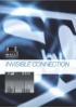 Conexiones invisibles para vidrio
