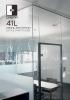 Mamparas para oficinas de vidrio 41L