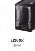 Impresoras 3D con sistema de dual extrusión Lion 2X