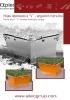 Cuñas quitanieves - angulación horizontal hidráulica