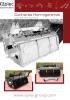 Cucharones hormigonera - transmisión reductor . mando a distancia