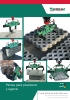 Pinzas Multifunción hidráulicas - en punta de retro - kits de mordazas para la manipulación y colocación de cargas