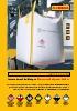 Contenedores flexibles para mercancías peligrosas sólidas