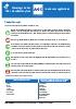 Guía de limpieza para vidrio antirreflectante de AGC