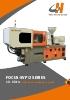 Inyectoras servohidráulicas de 40 y 60 tn FOCUS
