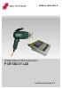 Pistola portátil marcadora por Micropunción Portadot LD2