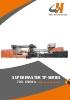 Inyectoras servohidráulicas de dos platos de 700 hasta 650 tn SUPERMASTER