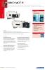 Interruptores seccionadores para aplicaciones fotovoltáicas - SIRCO MOT PV-