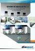Sistemas de reciclaje PET - Extrusión bajo vacío directa PET con certificación (Diamat)