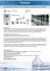 Caso de estudio - Medición de flujo de biogás para desgasificadción en vertederos