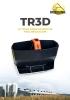 Tolva doble TR3D en seco de fácil regulación