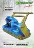 Trituradoras semiforestales Belafer series TBF/TRB-F/TBF-L