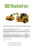 Desbrozadora Mac-2h para minicargadoras