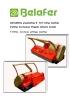 Desbrozadora/trituradora para minicargadoras mod. Thrd- minicargadora
