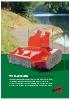 Trituradoras forestales TLE - FS / FM