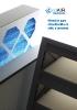 Filtración para climatización de salas y procesos