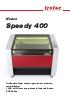 Nueva grabadora láser Speedy 400