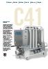 Filtro tangencial C41 Automatico