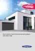 Soluciones en puerta seccional para garajes