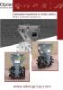 Fresadoras transversales - Rozadoras doble tambor - en punta de retro