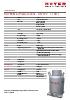 Mini tanque de presión Hoyer – UN T22 – 1,100 l (EN)