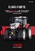 STEYR - Tractor Serie Terrus CVT