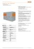 Equipos de aspiración de alto vacío WeldFil HV - Ref.: 91 0330 030