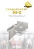 NI-2 transparentes: óptima visibilidad para la inspección de los lechones (EN)