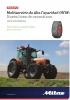 Neumáticos radiales Mitas para tractores HCM