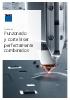 Máquinas combinadas de punzonado y corte: TruMatic