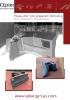 Hojas angledozer - angulación horizontal hidráulica