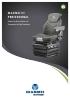 Asiento de gran confort para tractores: Grammer Maximo XT Professional