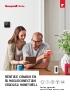 Siéntase cómodo en su hogar conectado gracias a Honeywell